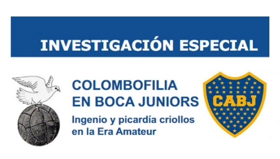 La Colombofilia en Boca Juniors